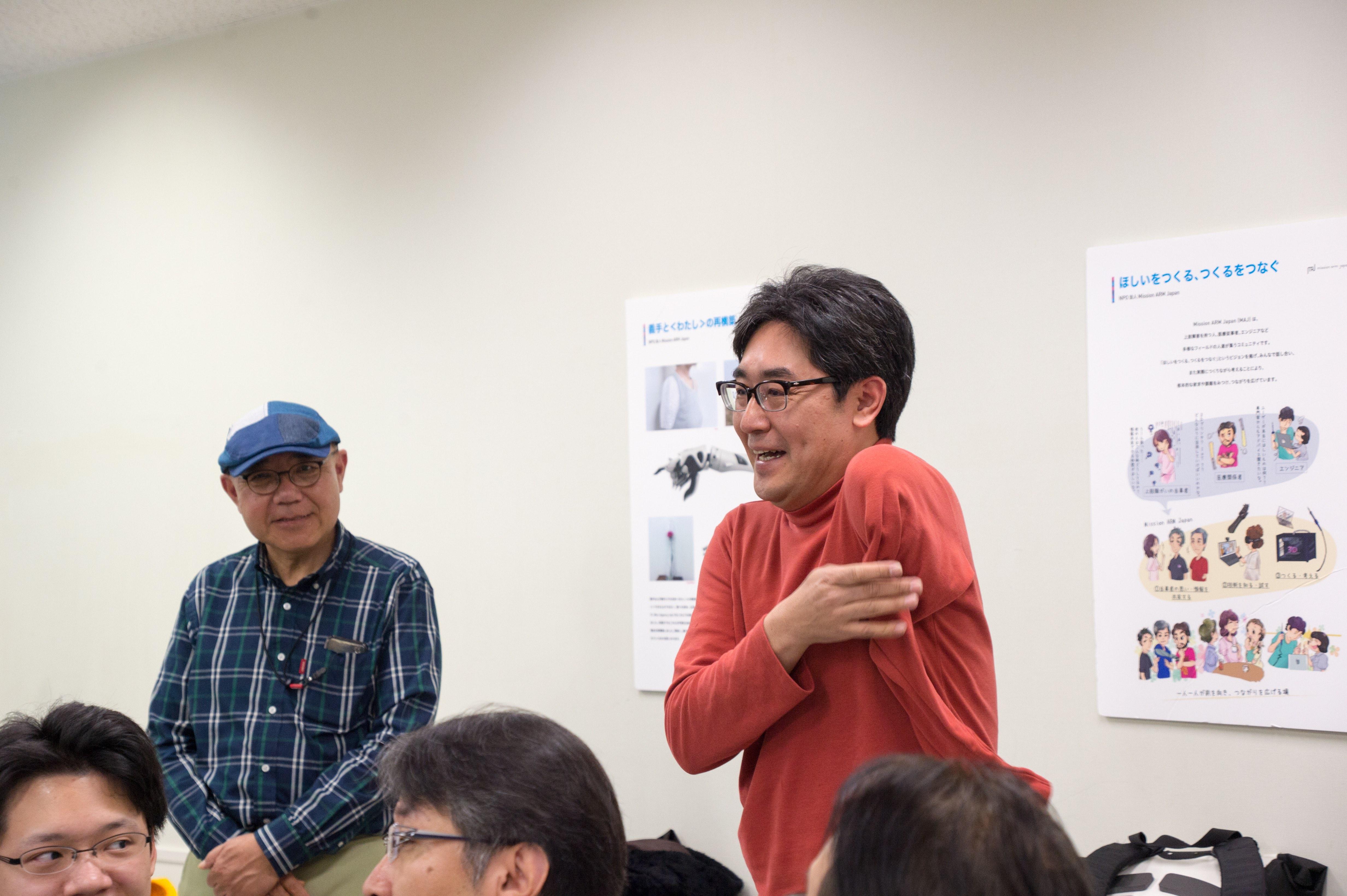 名古屋の田中さん